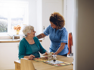 Stay at home & stay independent with our home care in Mount Laurel NJ